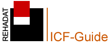 Logo of the REHADAT ICF Guide
